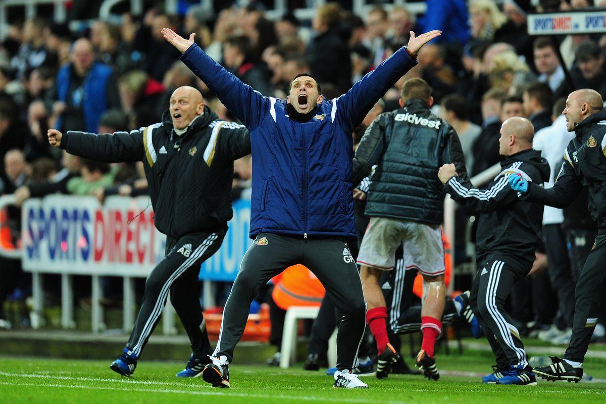 Newcastle United v Sunderland - Premier League
