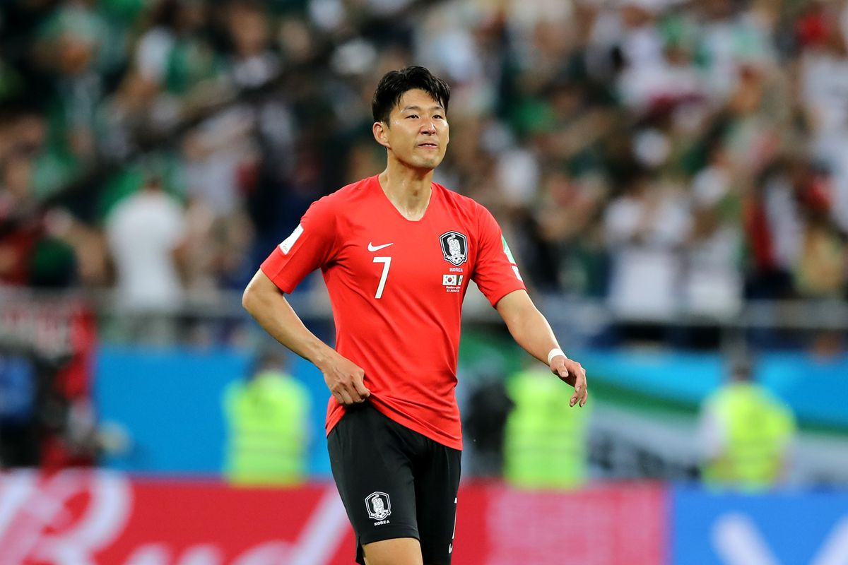 WATCH: Son Heung-Min's Golazo Against Mexico Wasn't Enough