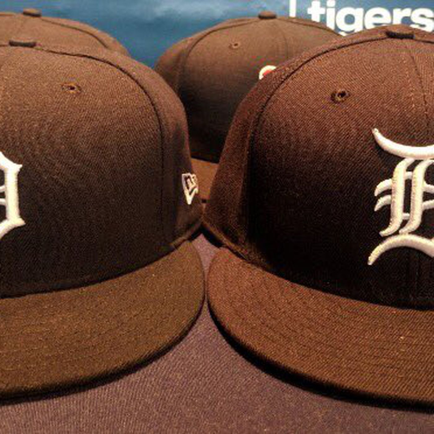 a338a185 The Tigers' new hats are pretty dang awful - Bless You Boys
