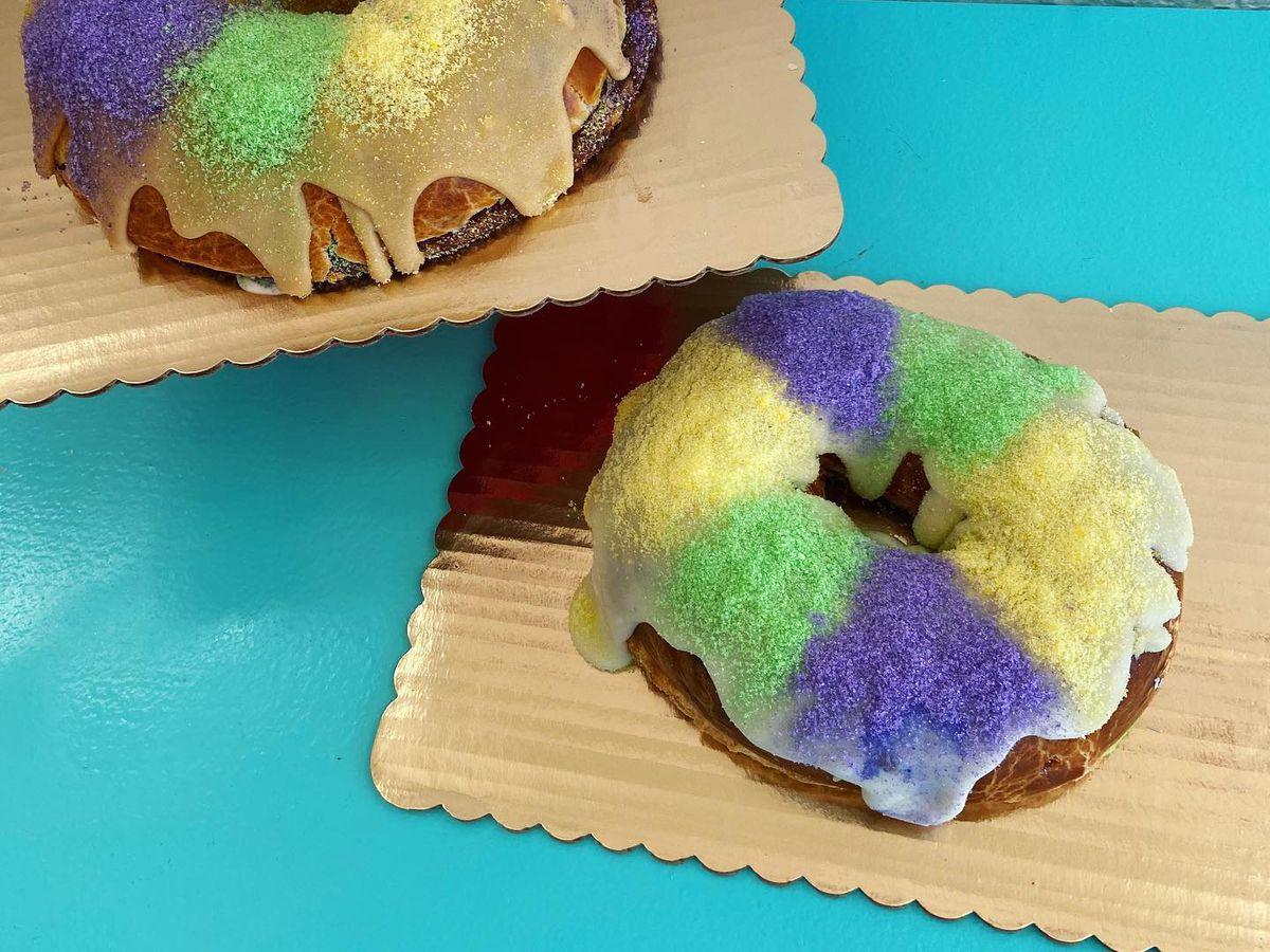 Sugar Mama's king cakes