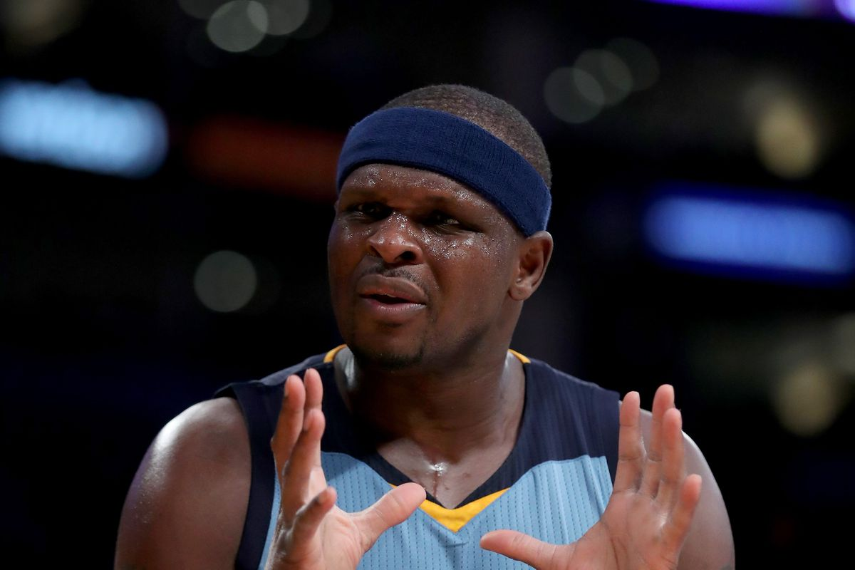 Zach Randolph agrees to two-year deal with Sacramento Kings