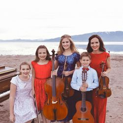 Jenny Oaks Baker and Family Four will perform a Christmas concert on Nov. 27 at Elk Ridge Middle School in South Jordan and Dec. 15-16 at Dixie State University in St. George.