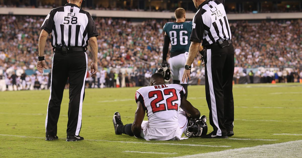 Career Window: Keanu Neal is still one the league's best young defenders