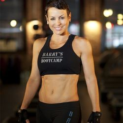 """<a href=""""http://ny.racked.com/archives/2012/08/06/hottest_trainer_contestant_11_natalie_raitano.php""""><b>Natalie Raitano</b></a> of Barry's Bootcamp. Photo by <a href=""""http://www.williamchanphoto.com/"""">William Chan</a>"""