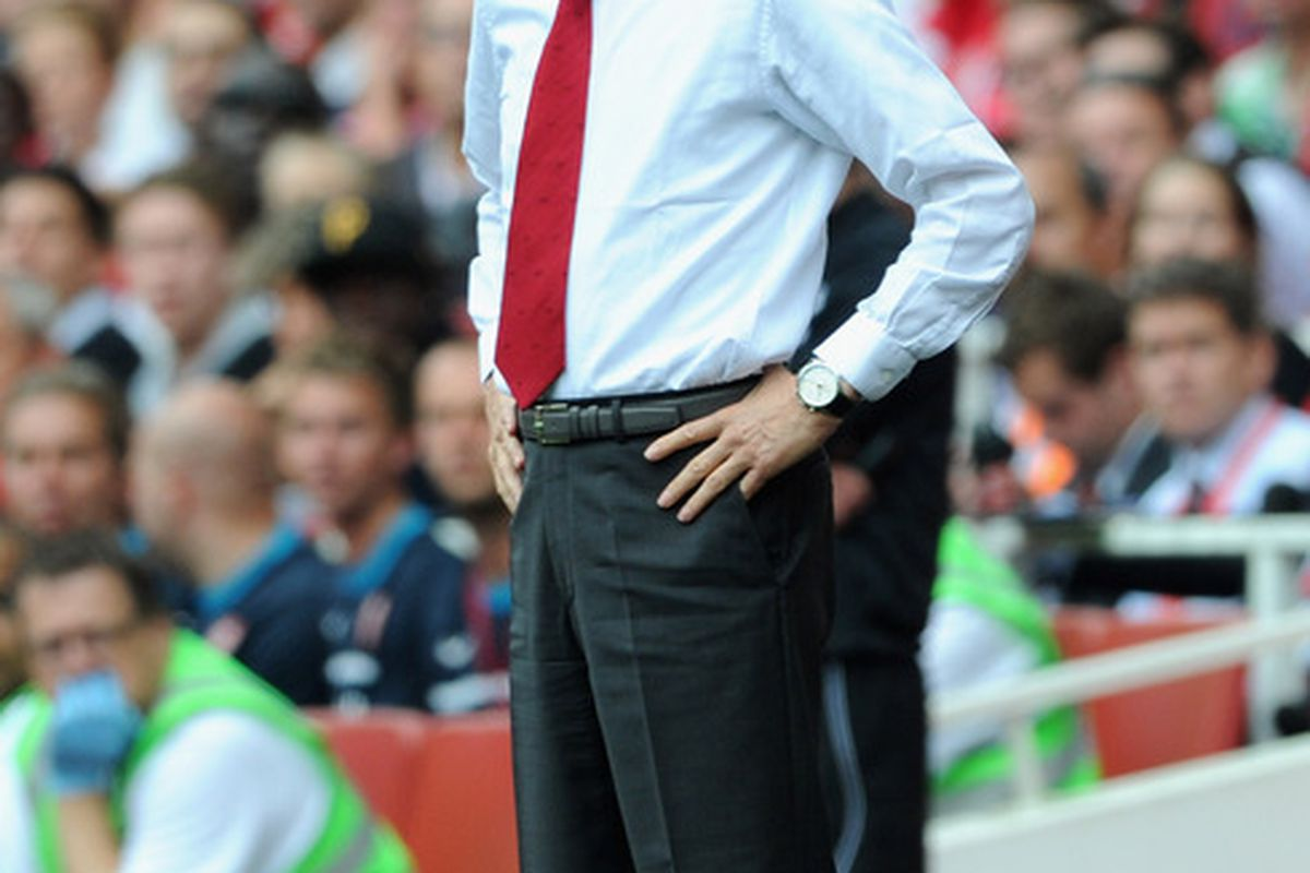 Will Arsenal boss Arsene Wenger buy before the transfer window closes at month's end?