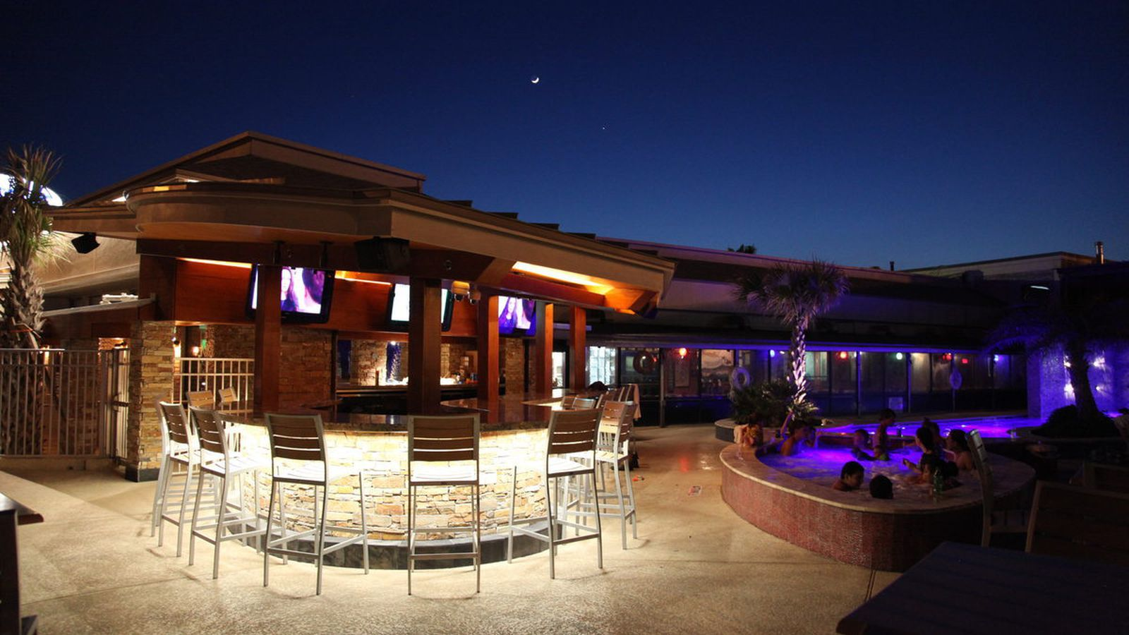 Nick S Kitchen And Beach Bar Menu