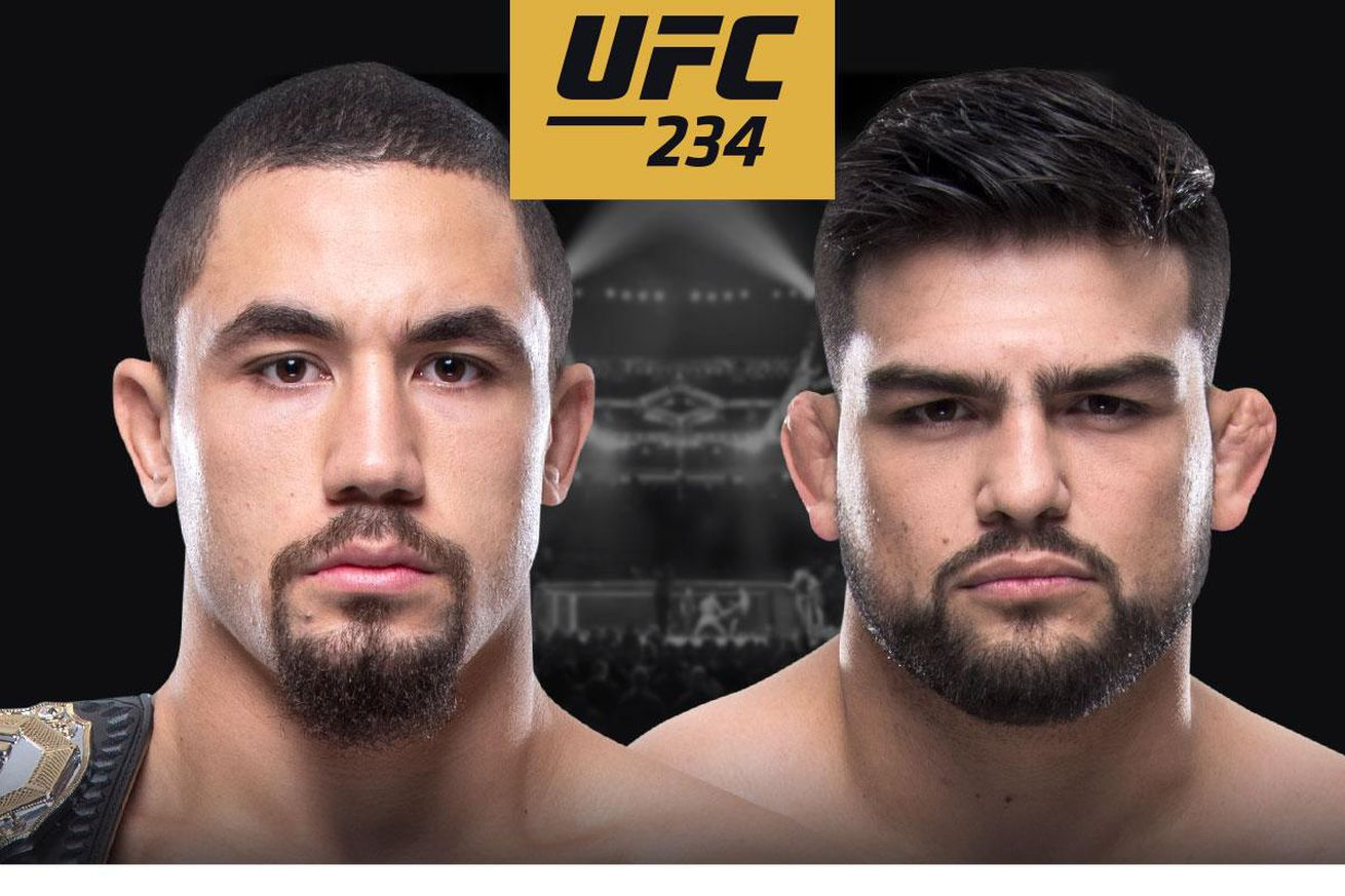 Get UFC 234 tickets Official Packages include fighter meet amp greets VIP hospitality and more