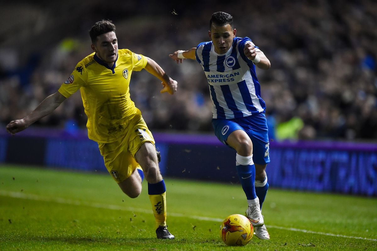 Leeds United's Lewie Coyle poised for switch to Fleetwood Town