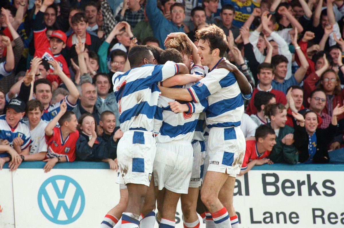 Reading v Swindon, 1995