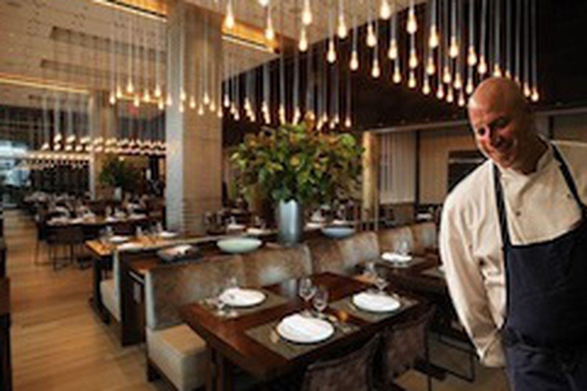 Craft Restaurant Dallas W Hotel