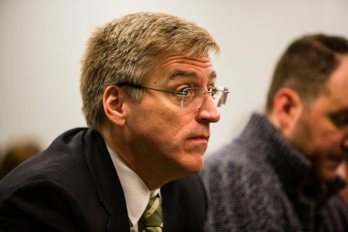 Chicago Public Schools Inspector General Nicholas Schuler