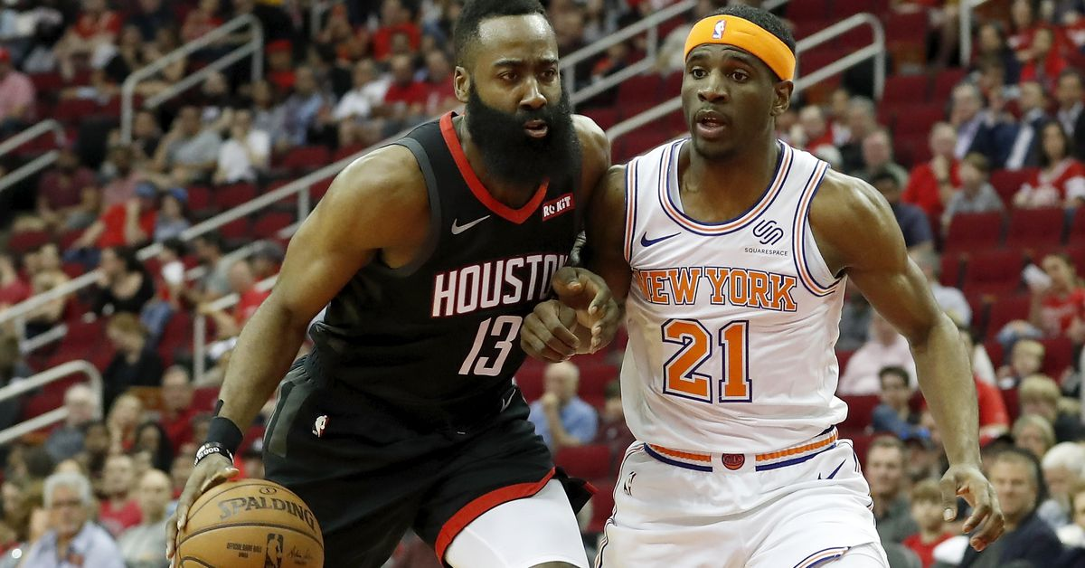 Houston Rockets vs. New York Knicks game preview