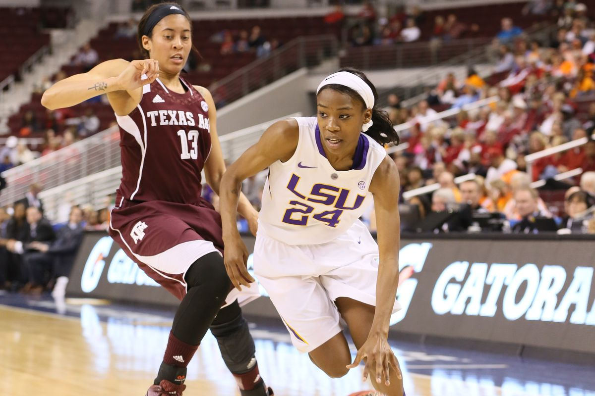 Chelsea Jennings had a big part in the Ags win at Vandy