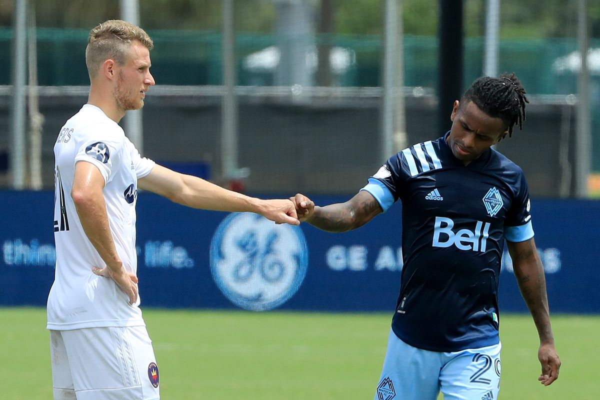 Chicago Fire FC v Vancouver Whitecaps FC - MLS Is Back Tournament