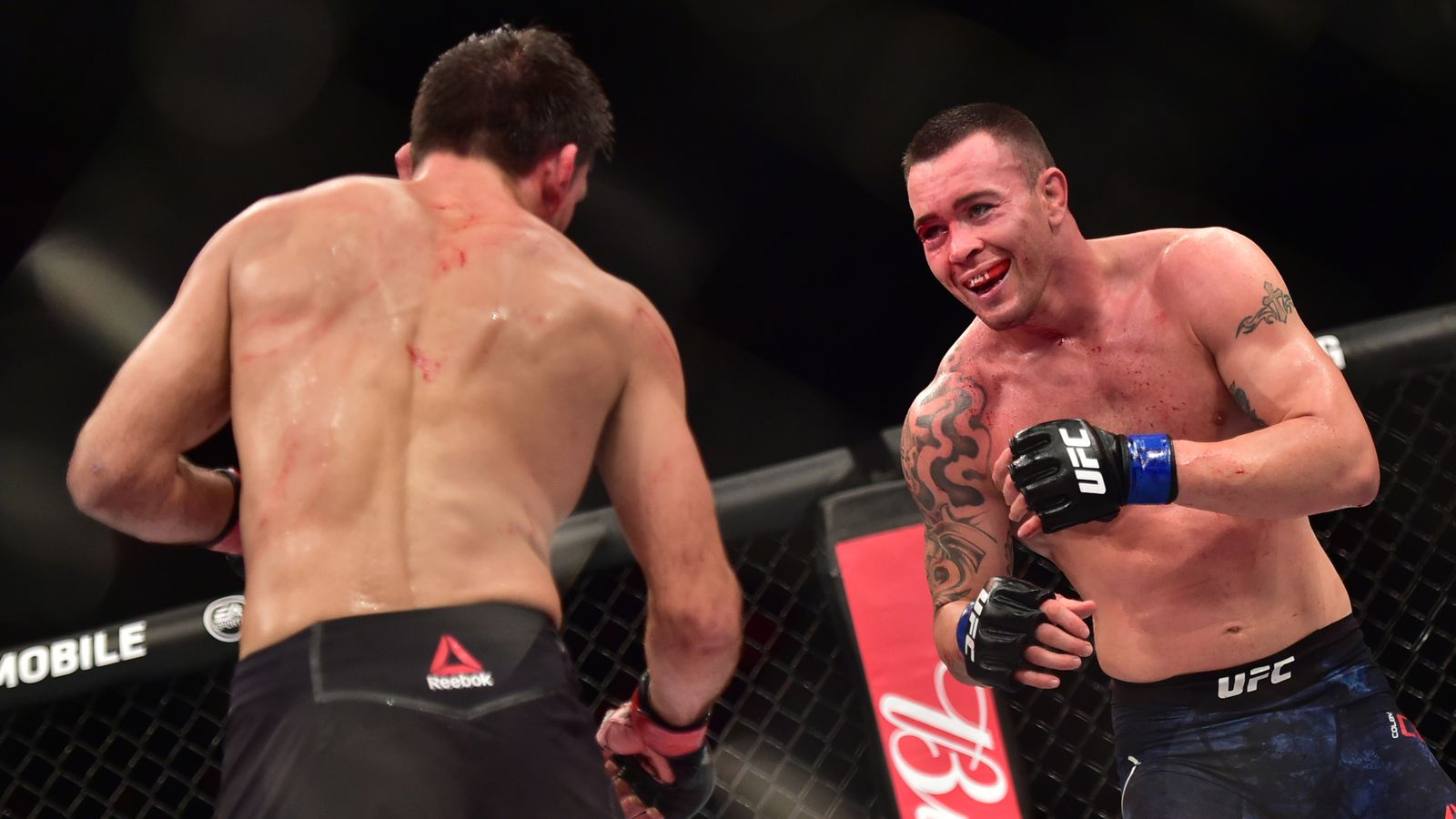 Latest UFC rankings update: Colby Covington cracks top ...