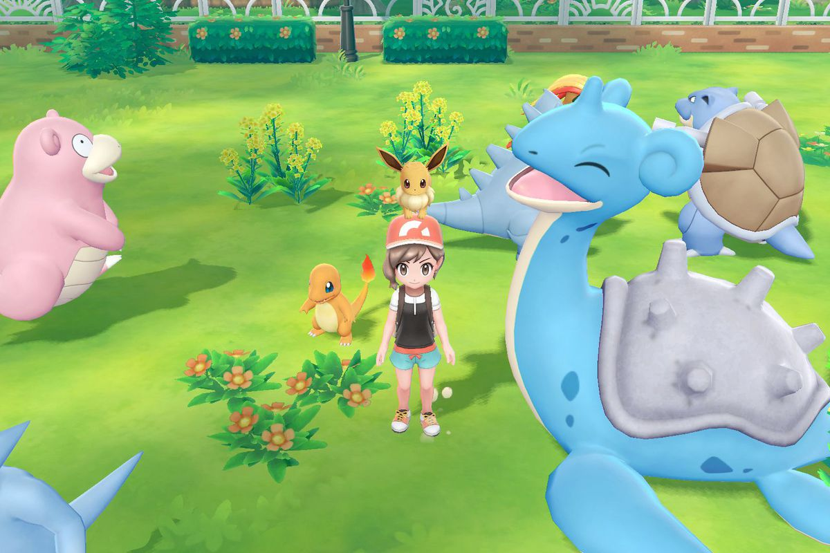 How To Get Around The Connection Issues From Pokemon Go To Let S Go Polygon