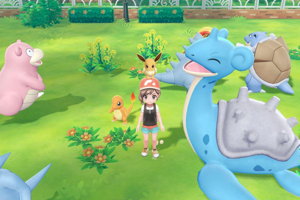 pokemon go adventure mode