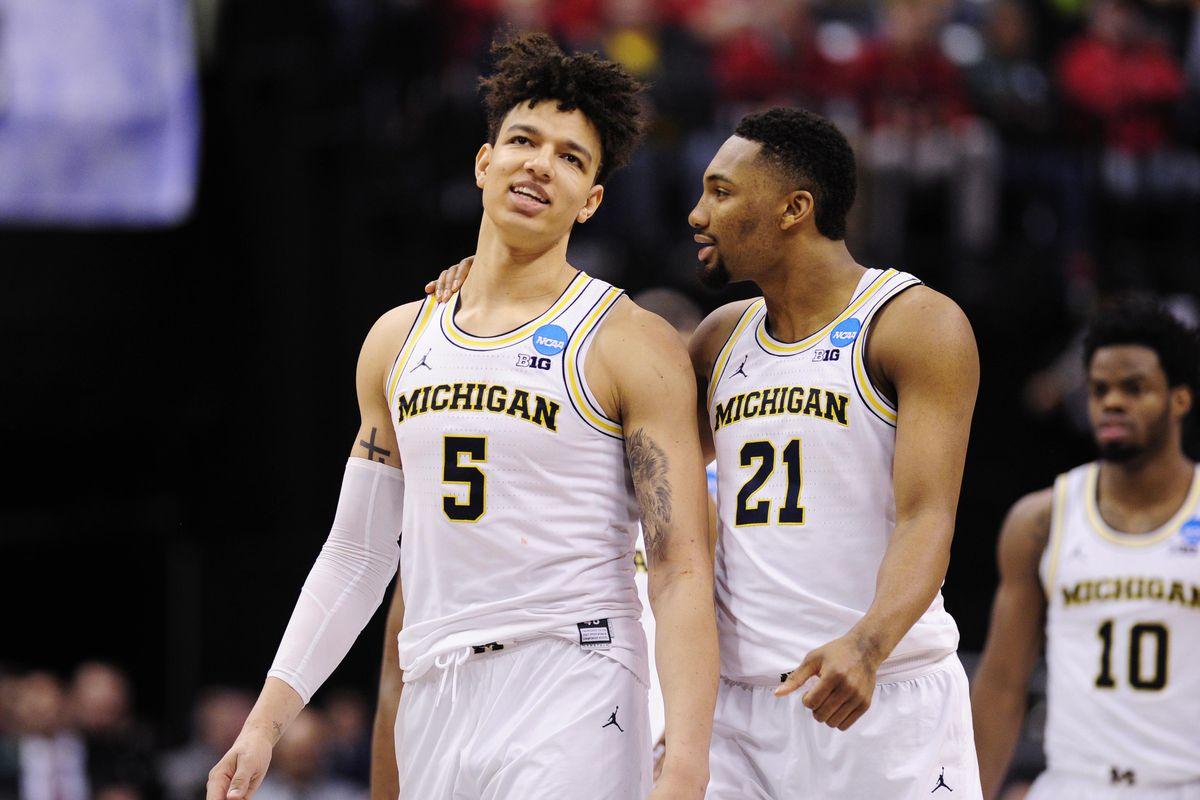 NCAA Basketball: NCAA Tournament-First Round-Michigan vs Oklahoma State