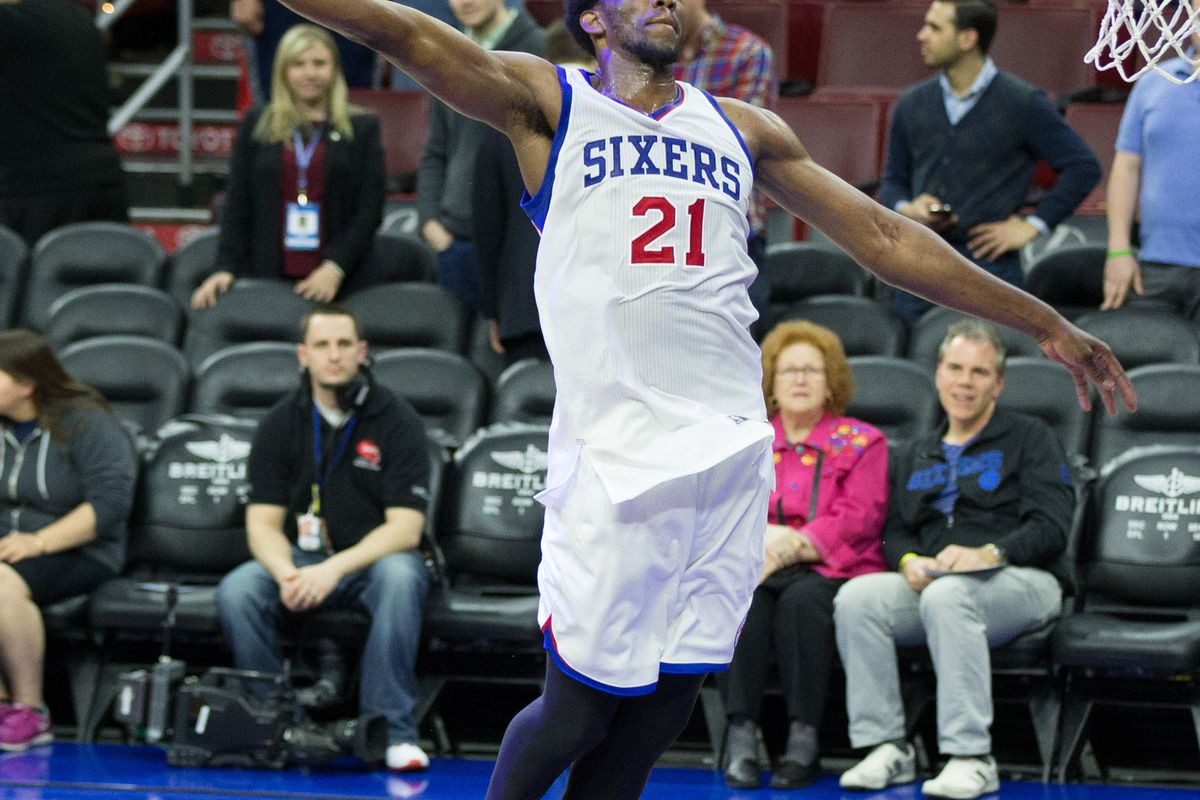 f74e9938a Sixers Unveil New Uniforms - Liberty Ballers
