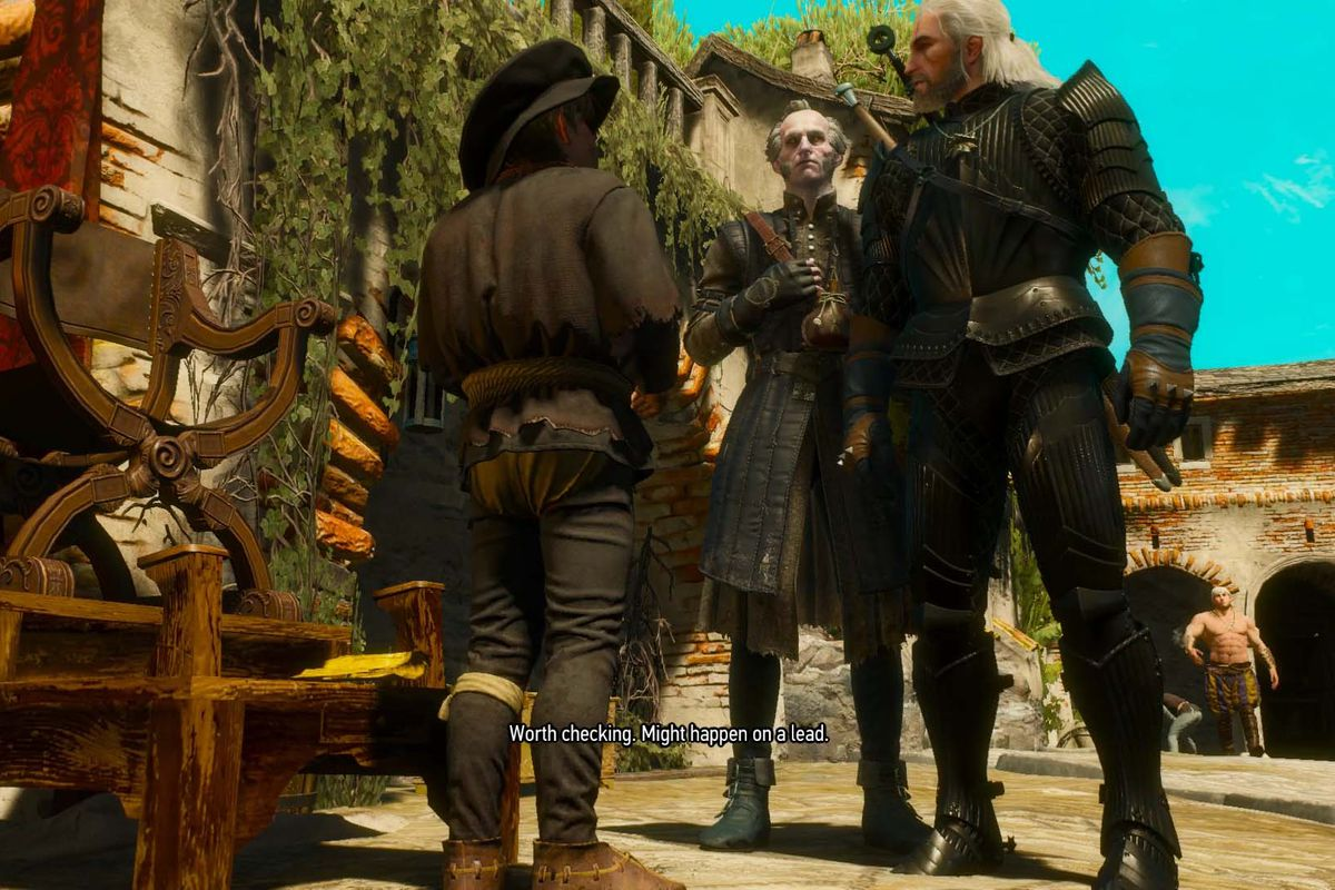 The Witcher 3: Blood and Wine guide: Where Children Toil