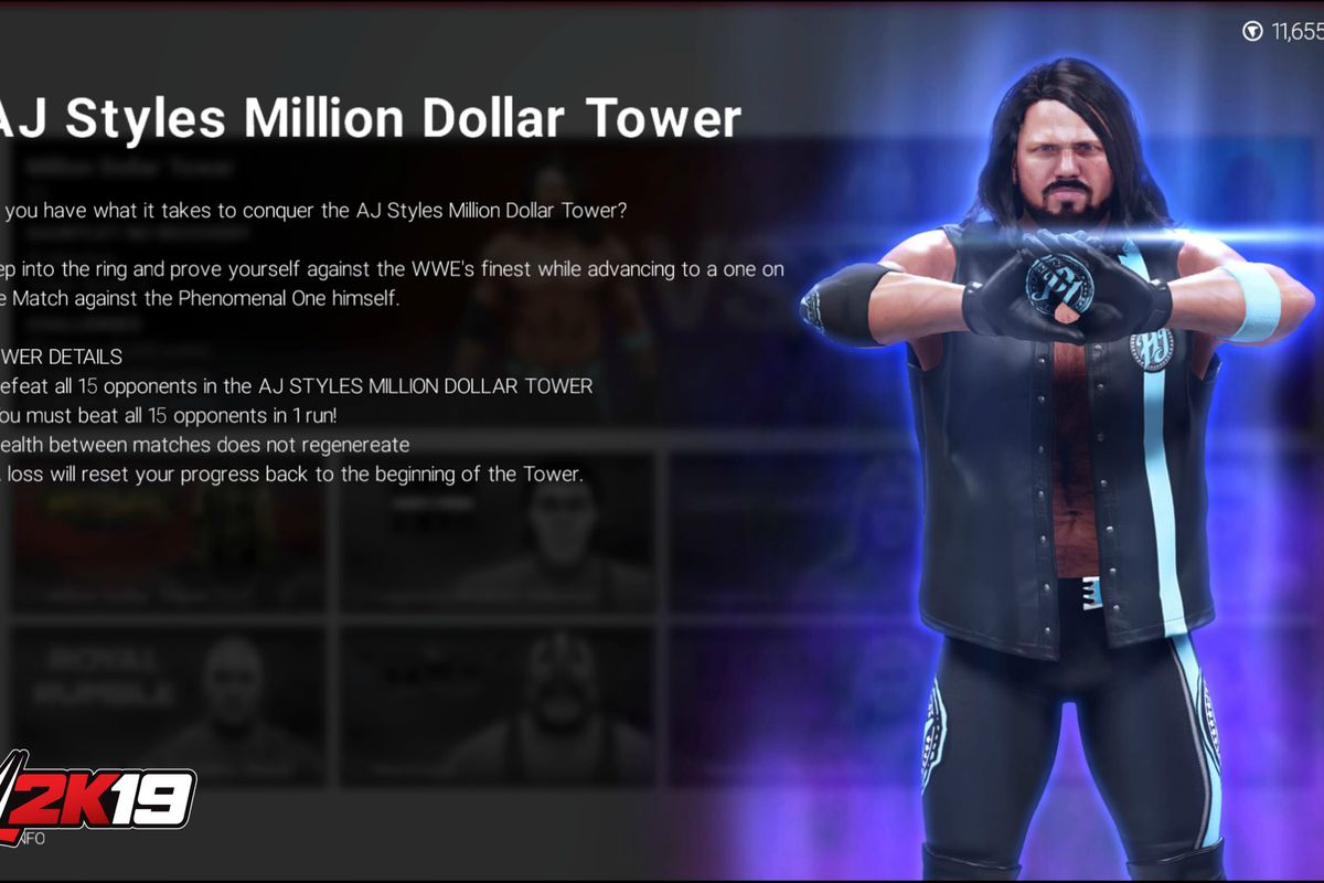 All new gameplay mode announced for WWE 2K19 - Cageside Seats