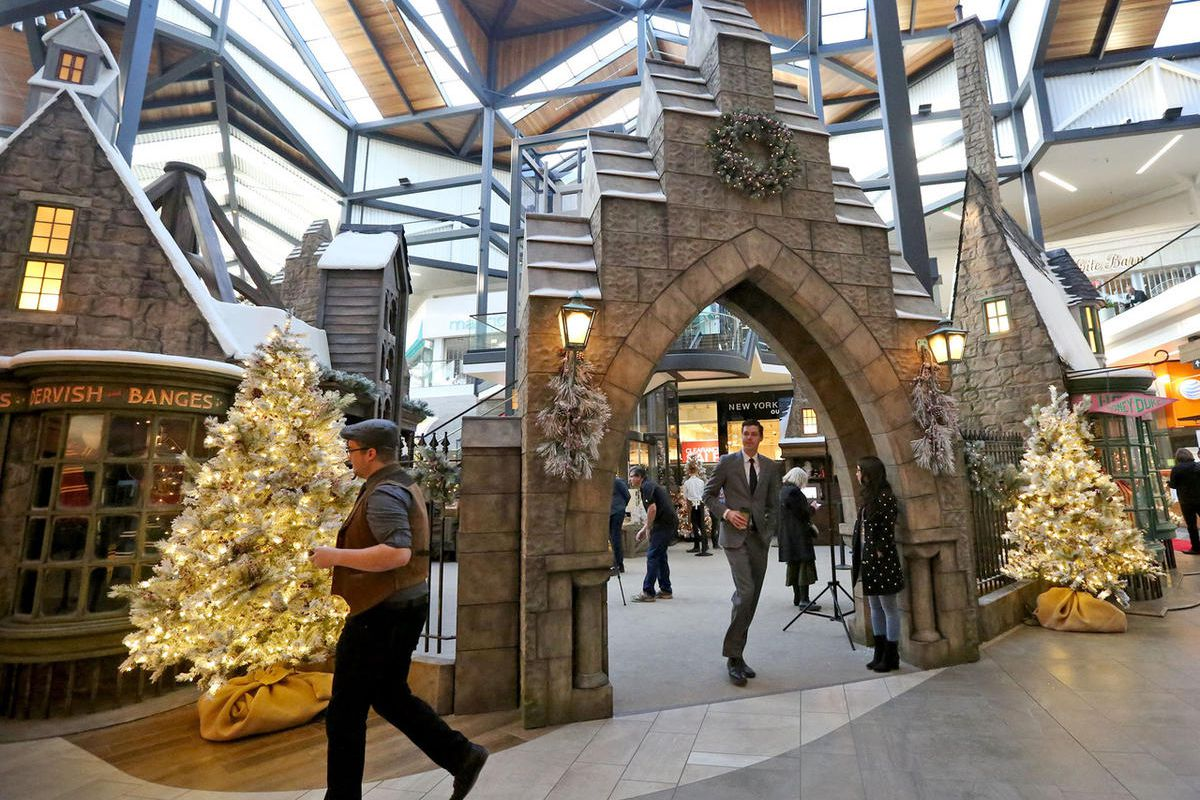 Harry Potter retail experience 'Christmas in the Wizarding World' returns to Utah... for the last time