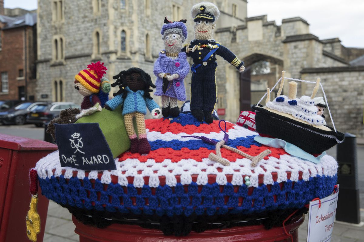 Preparations For Prince Philip Funeral Windsor