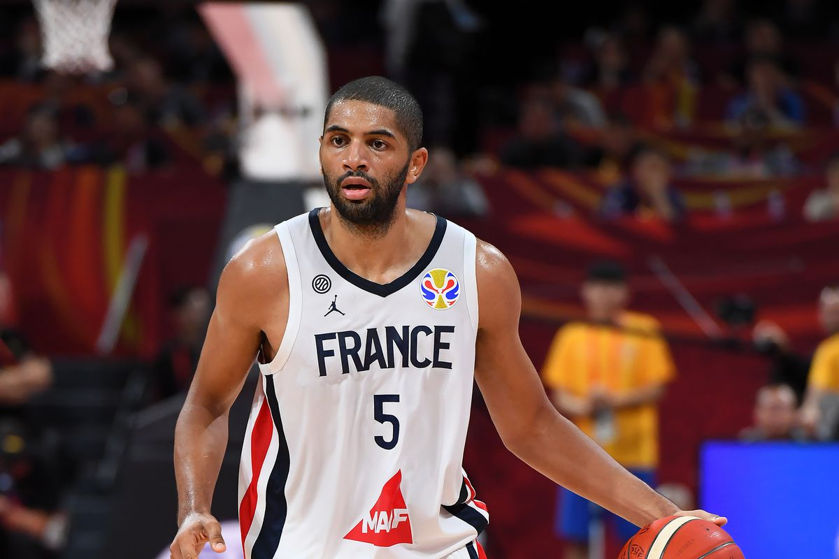 2019 FIBA World Cup: Third Place Game: France v Australia