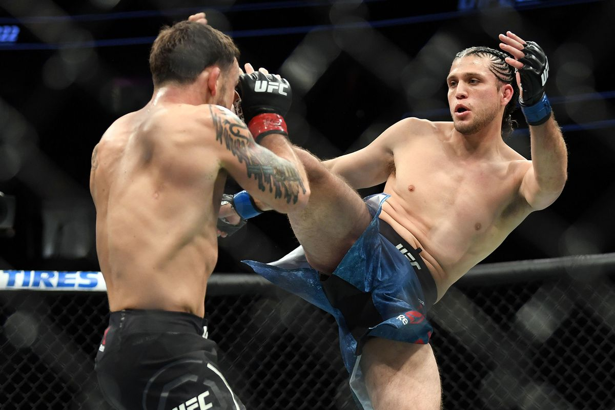 UFC 222 results from last night: Brian Ortega vs Frankie Edgar fight recap  - MMAmania.com