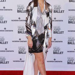 Mischa Barton at the New York City Ballet spring gala on May 7th.
