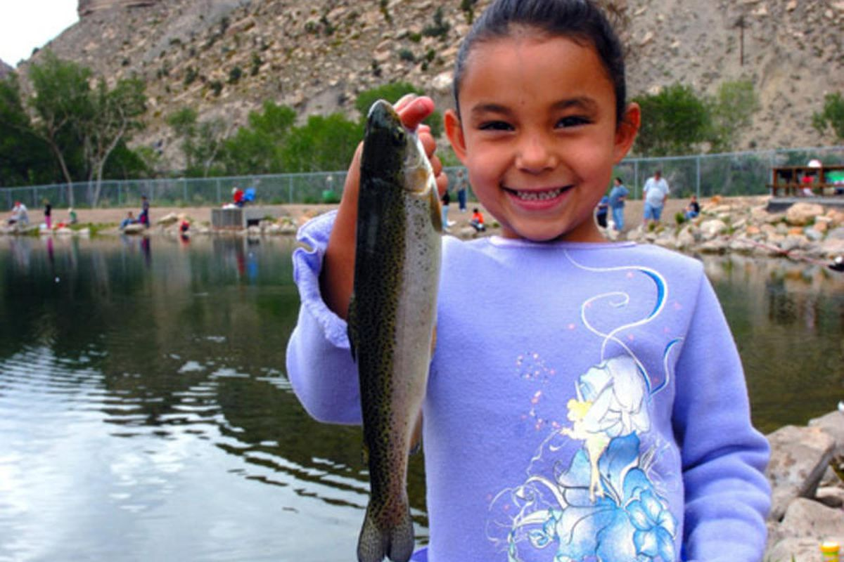 June 11, 2016, will be a great day to take a kid fishing: It's Free Fishing Day in Utah.