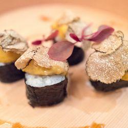 uni truffle roll