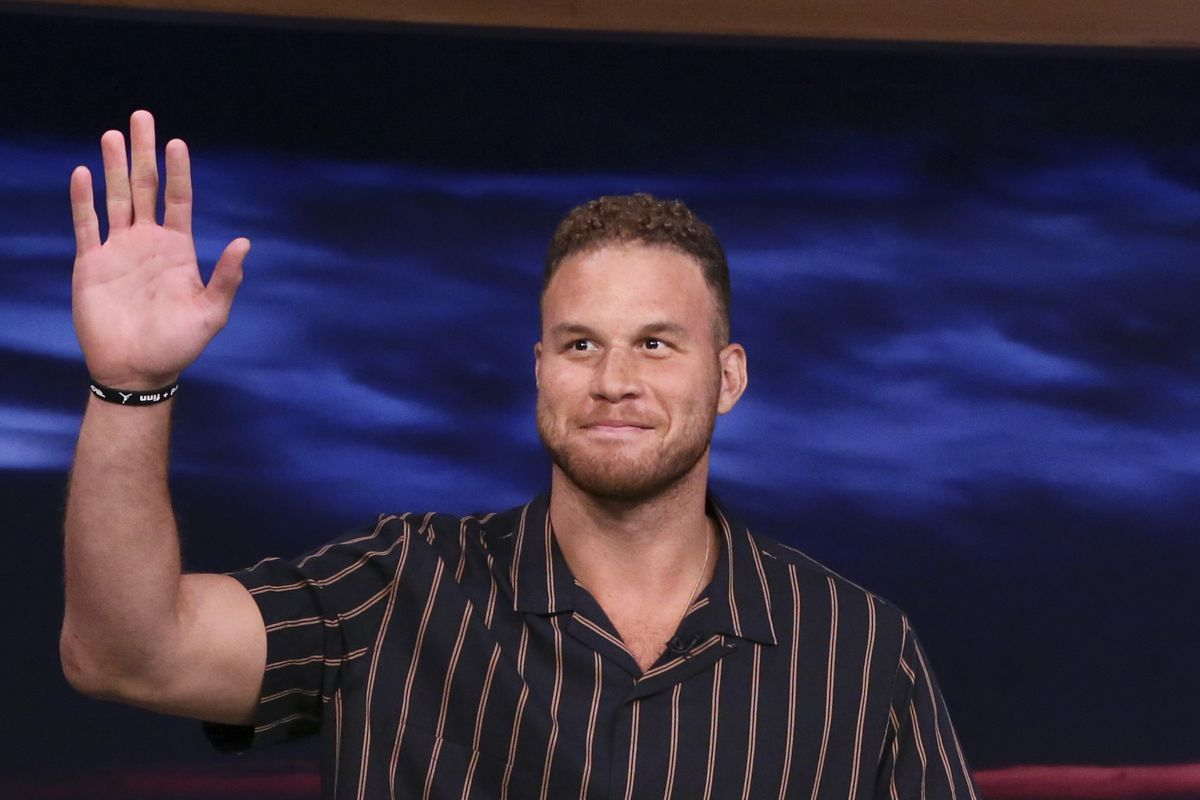 Blake Griffin shows off comedy chops on Tonight Show