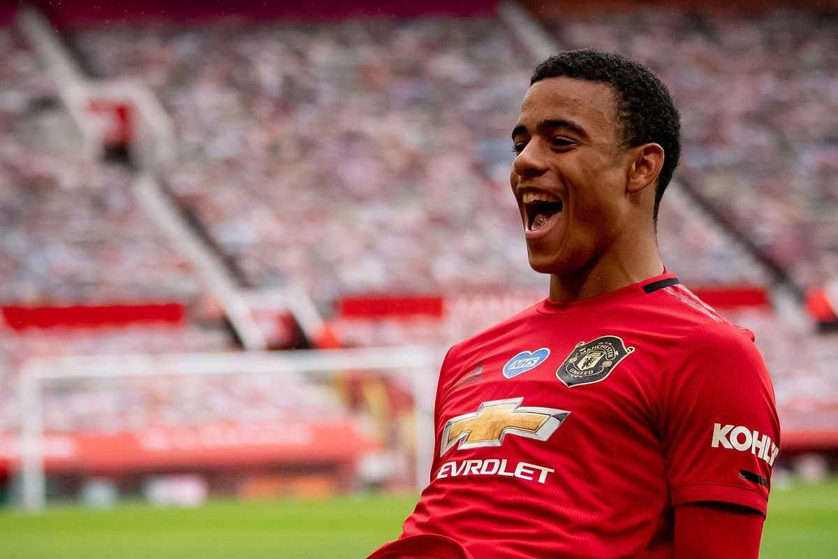 For Mason Greenwood, the sky's the limit - The Busby Babe