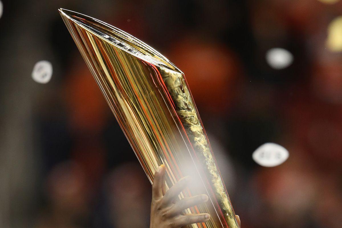 100 Reasons Why U(will)B celebrating a CFB Championship this Season