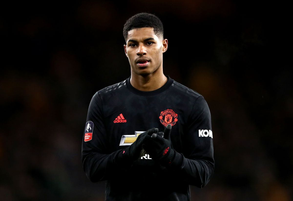 Marcus Rashford - Manchester United - Premier League