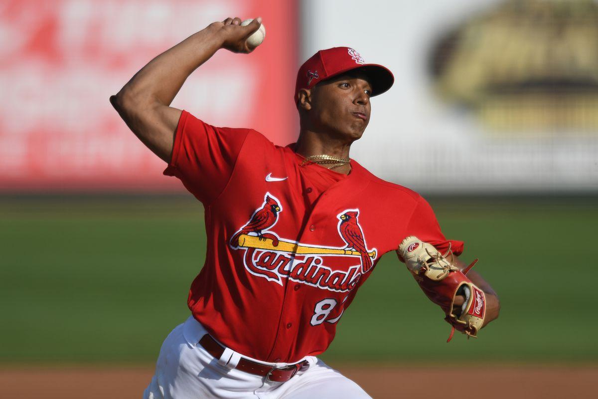 MLB: Spring Training-Washington Nationals at St. Louis Cardinals