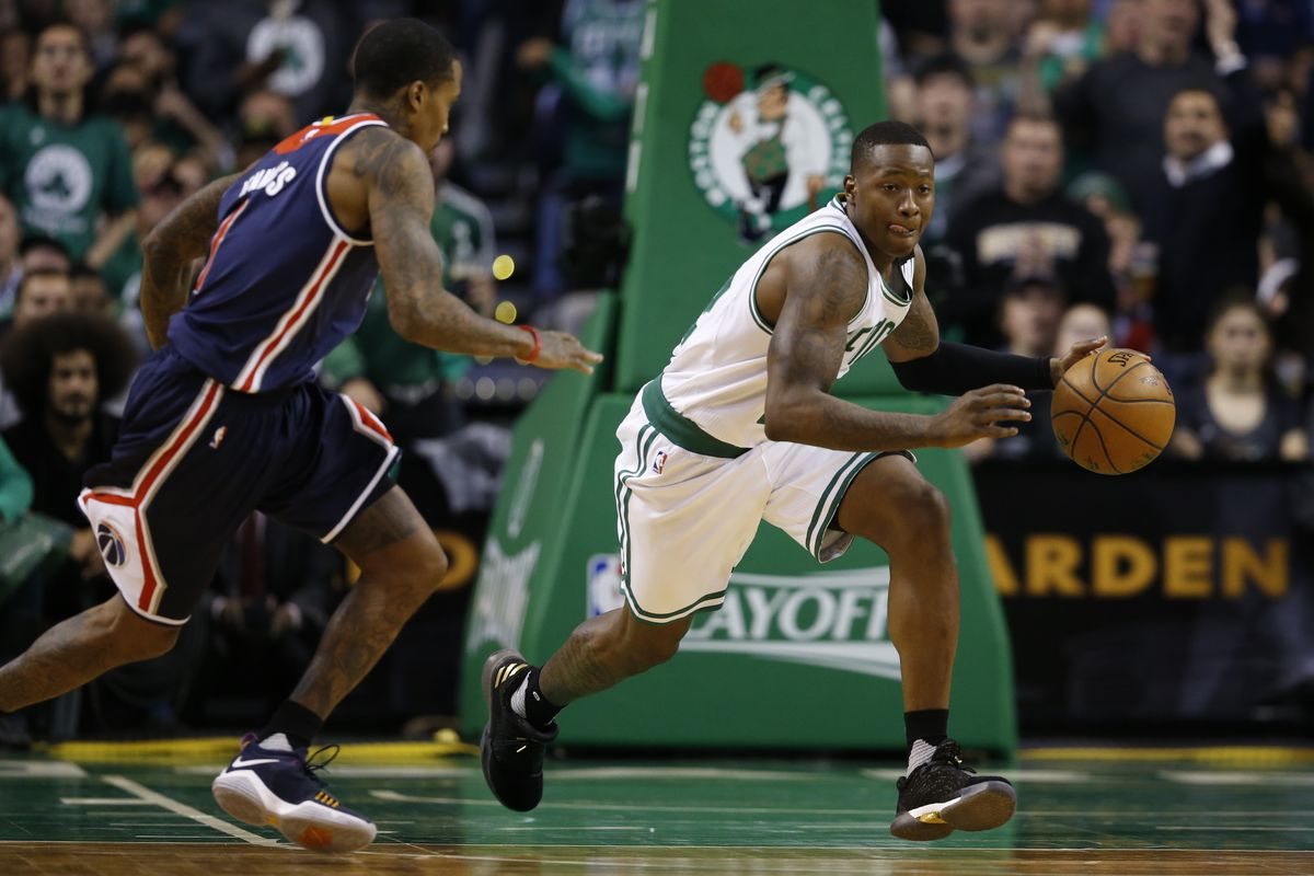 00e06122137e NBA playoff scores 2017  Celtics-Wizards Game 2 was the best game of the  postseason