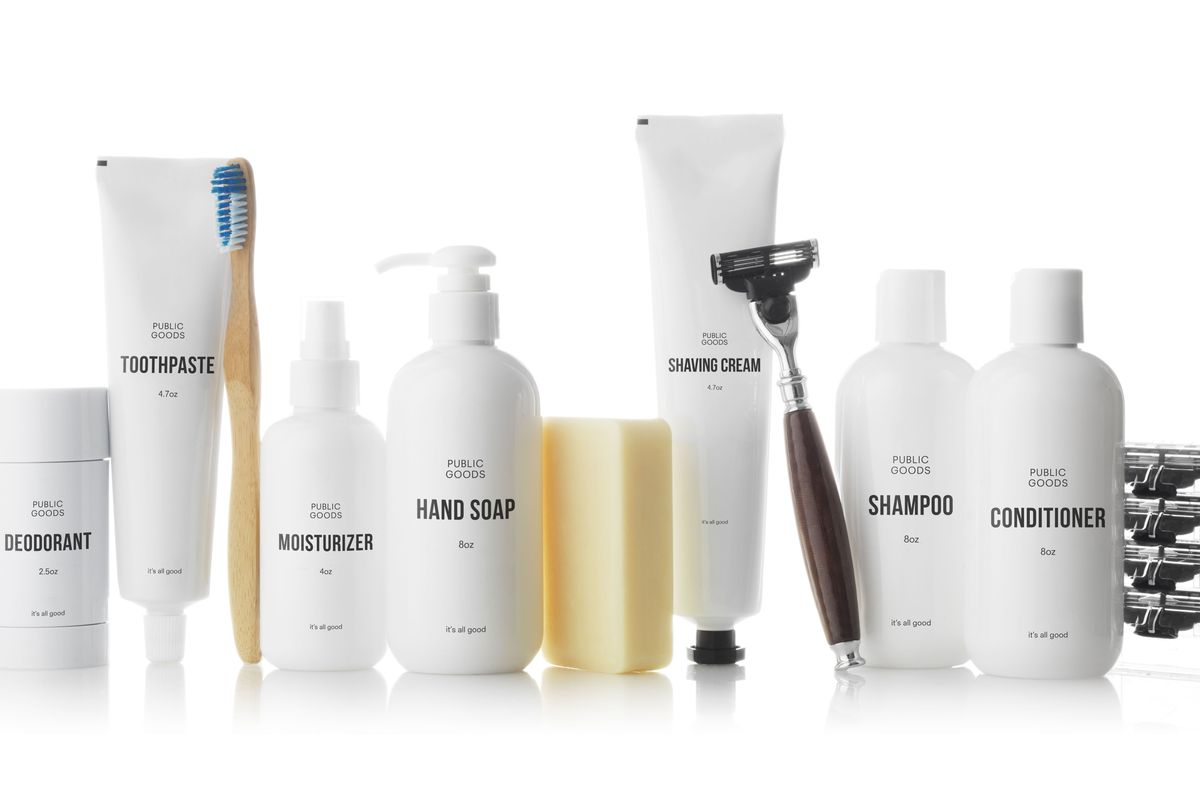 Meet The New No Brand Brands Selling 3 Shampoo Racked