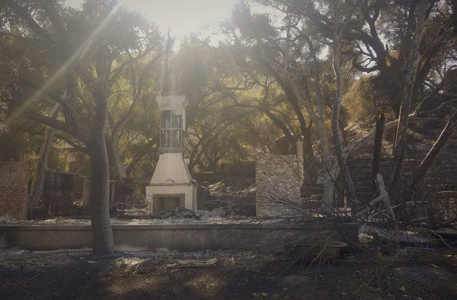 Malibu fires: Paramount Ranch destroyed, M*A*S*H set nearly burns