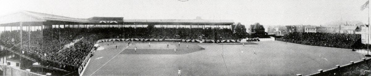 weeghman park 1915