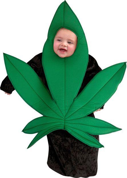 Baby marijuana