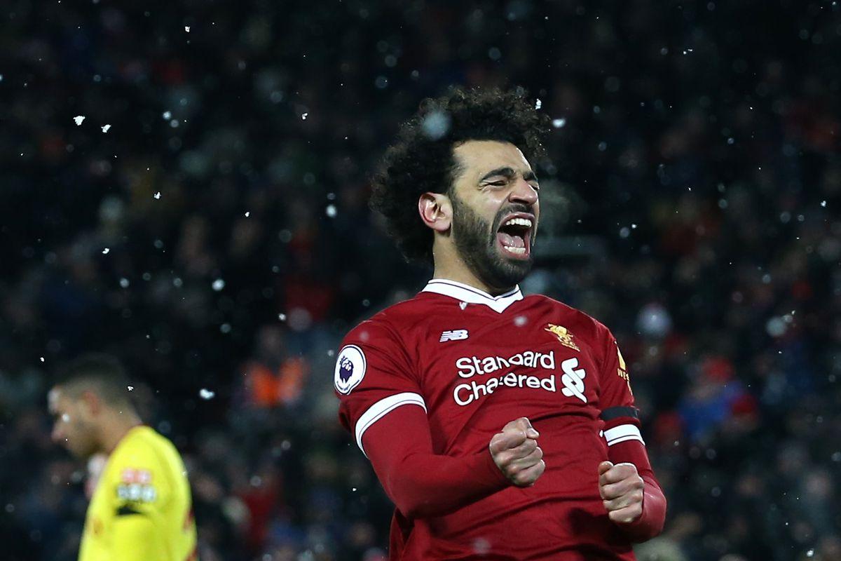 Player Of The Week: Messi...err Mohamed Salah!