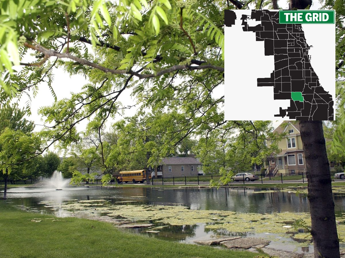"""Learn more about the Auburn Gresham neighborhood in this episode of """"The Grid."""" 