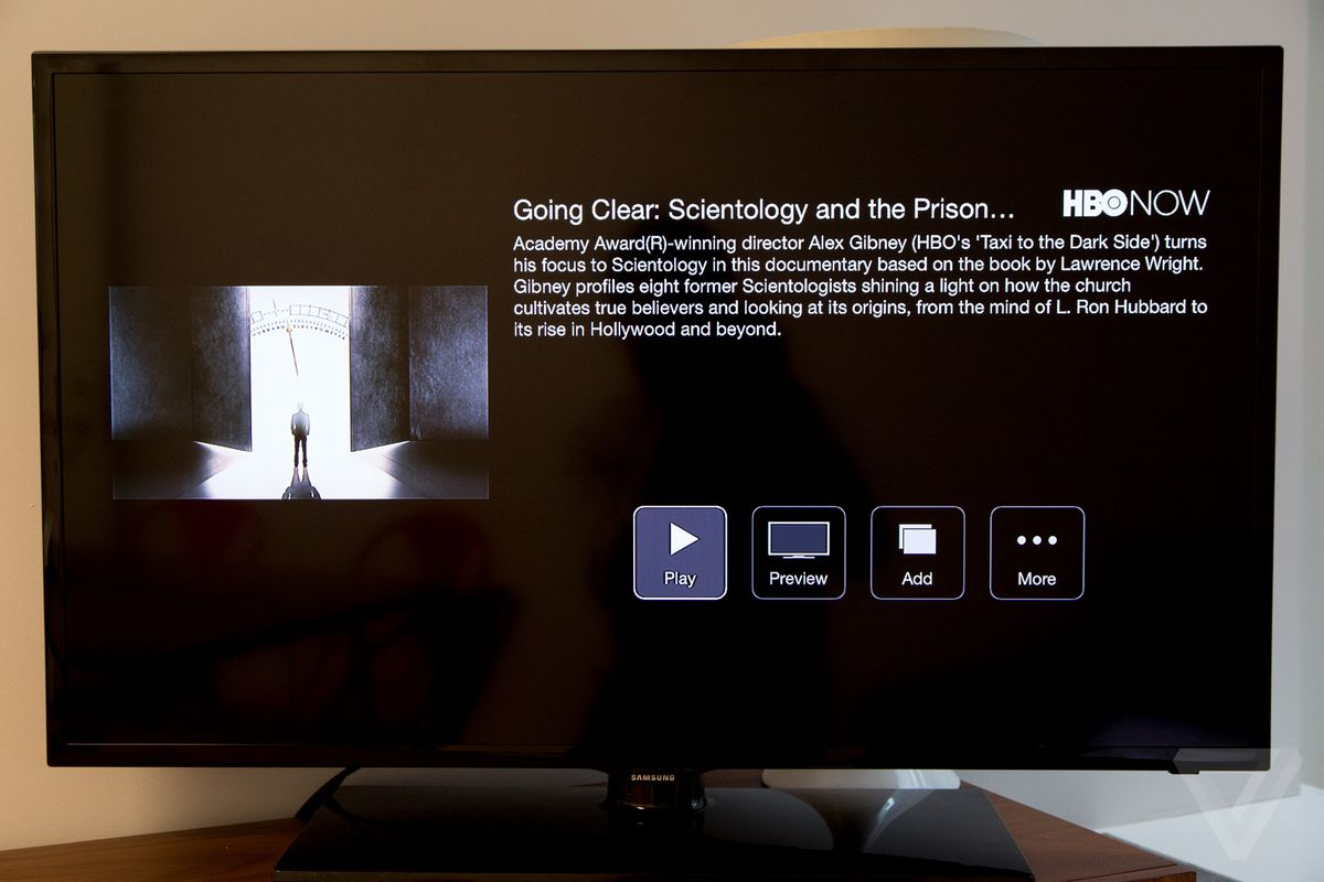 HBO Now hands-on: it's HBO Go without cable  What else do