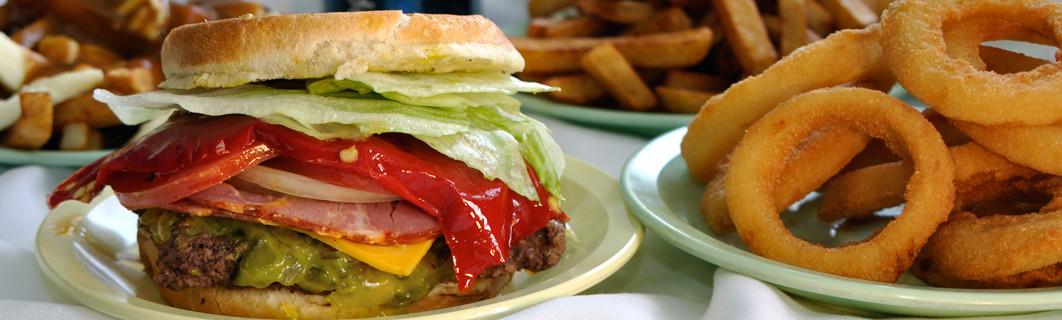 Dilallo's famous Buck Burger