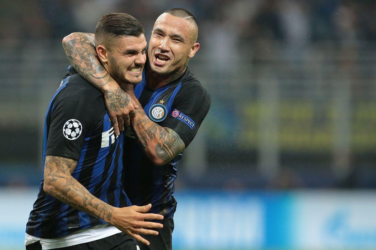 FC Internazionale v Tottenham Hotspur - UEFA Champions League Group B