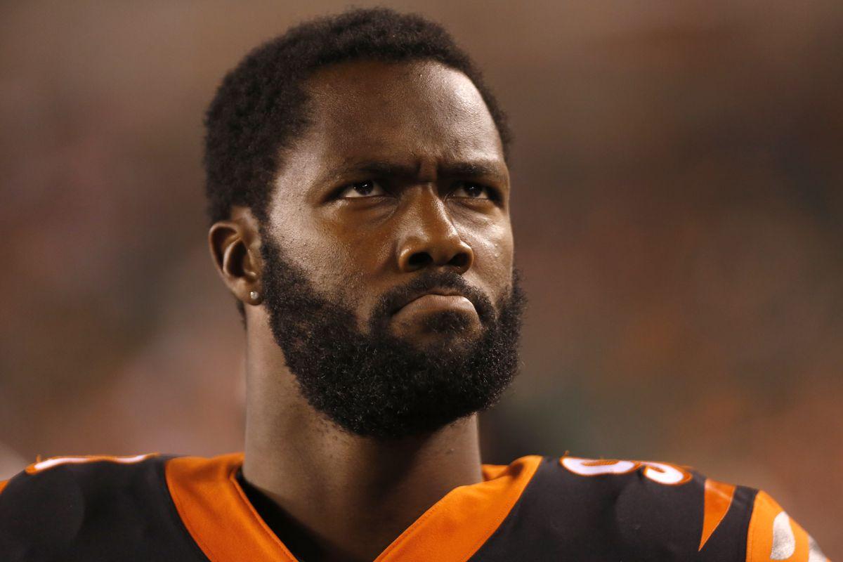 NFL roster cuts 2018: Bengals release veteran DE Michael Johnson ...
