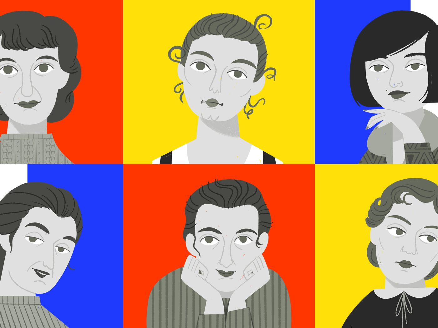 Bauhaus women Trailblazing artists and designers to know   Curbed