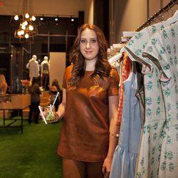 Beckley by Melissa's lead designer, Kelsie Hayes.